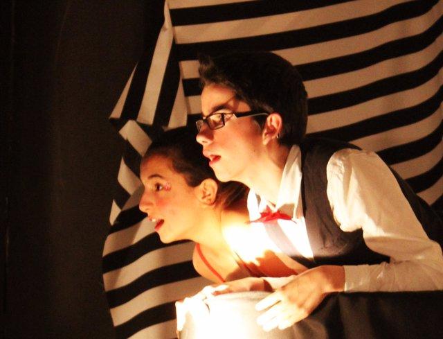 Dinámica Teatral en 'Carrusel'