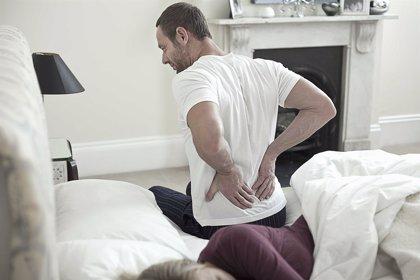 Síntomas de la espondiloartritis