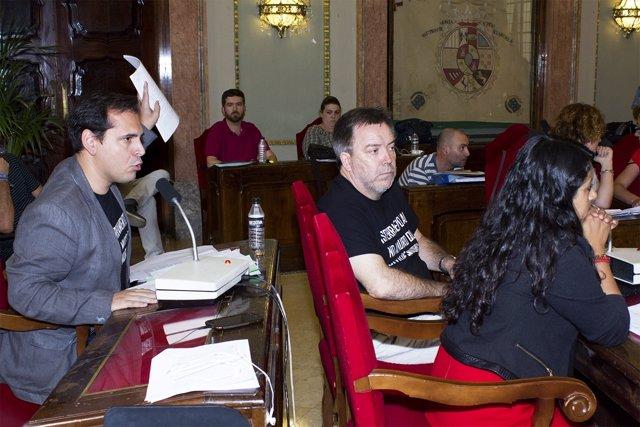 Foto del Pleno Municipal