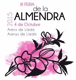Cartel de la III Feria de la Almendra