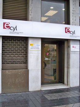 Una oficina del Ecyl