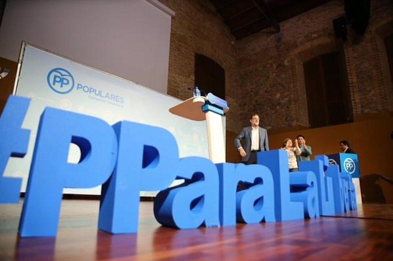 Rajoy en las jornadas #PPparalaLibertad