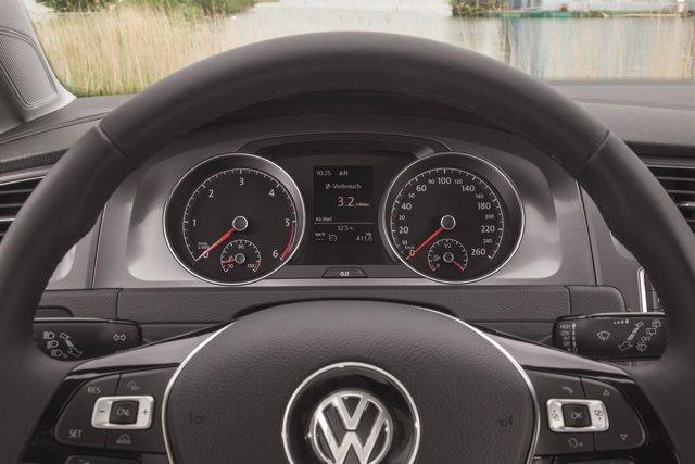 Logotipo de Volkswagen (Recurso)