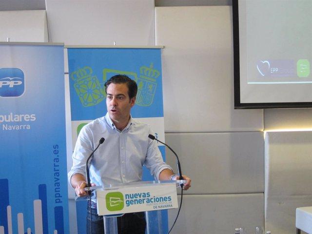 Pablo Zalba, presidente Comisión Gestora del PPN