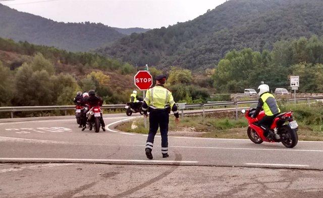 Cursos de formación a pie de carretera para motoristas