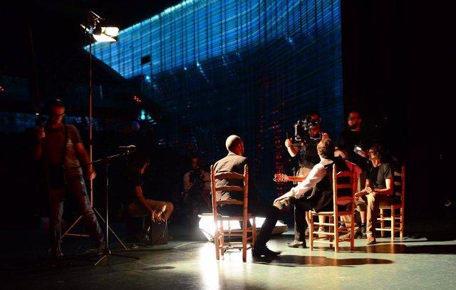 Espectáculo flamenco que se representará en Algeciras (Cádiz)