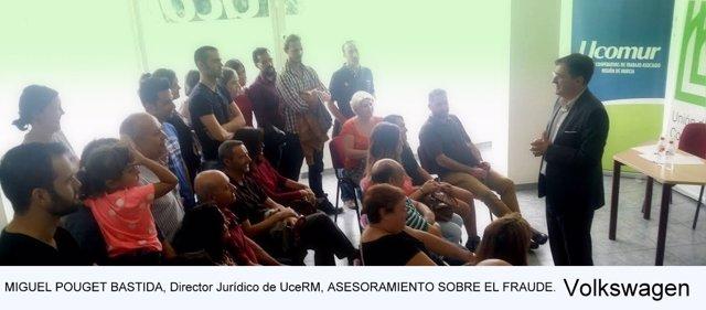 La XII Asamblea Abierta de UceRM