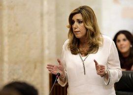 """Díaz: Los fondos Jeremie que investiga la UDEF """"no se reparten"""" desde 2011"""