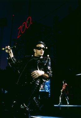 Bono en 1993