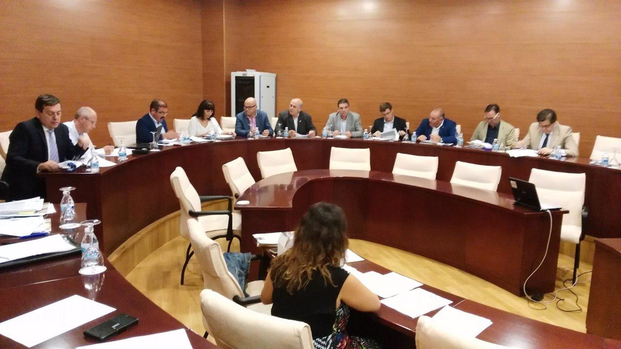 Consejo de administración de Ferias Jaén