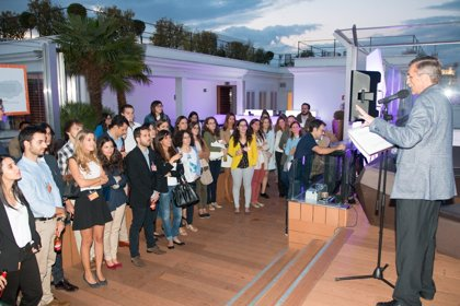 GSK organiza el 'I AfterWork Young Talent' para fomentar el 'networking' de jóvenes profesionales