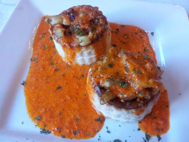 Menú, gastronomía, restaurante