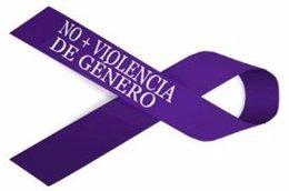 Lazo No+Violencia de Género