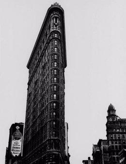 Una de las imágenes de Nueva York de Berenice Abbott