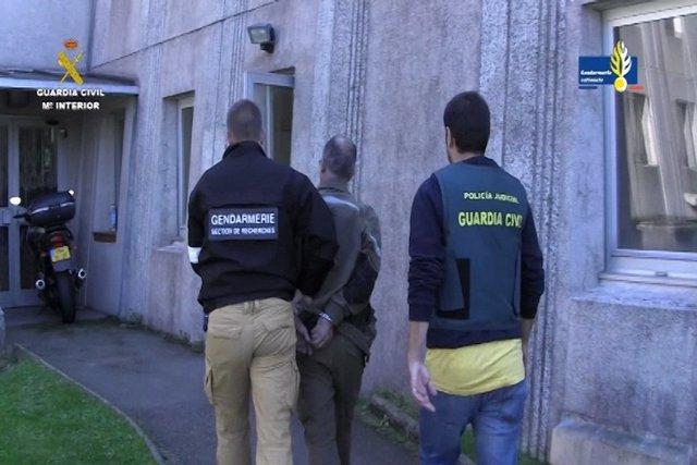 Detienen al presunto asesino de Eva Blanco