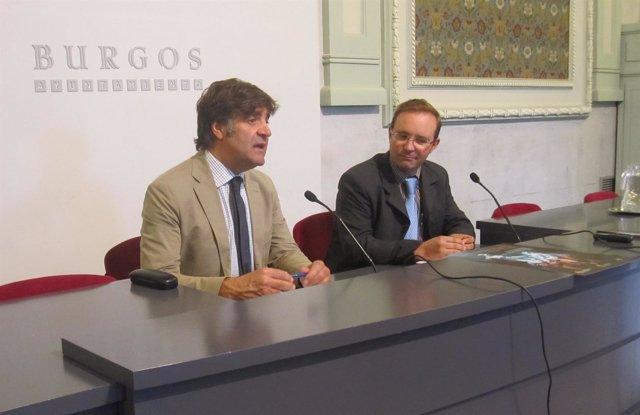 Presentación del ciclo de conferencias sobre Santa Teresa en Burgos