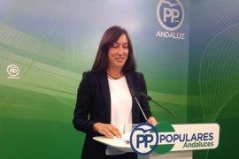 """PP-A urge a Susana Díaz a explicar """"sus mentiras"""" sobre los fondos Jeremie"""