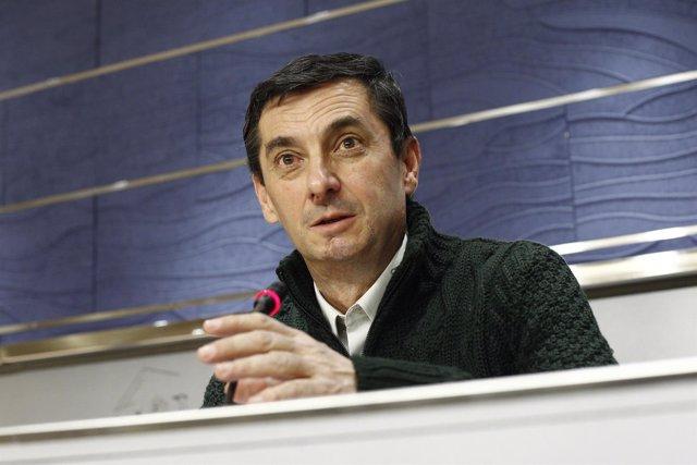 José Luis Centella.