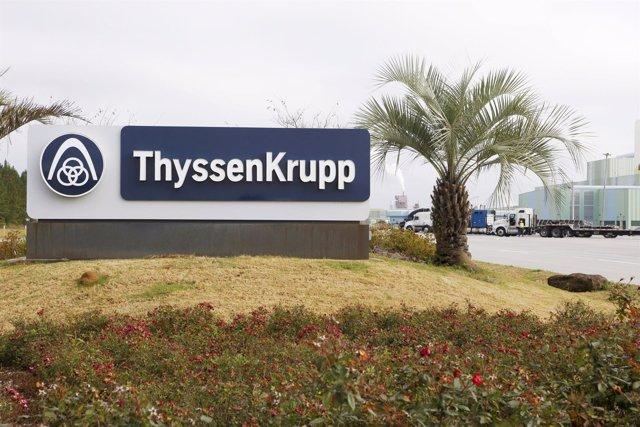 ThyssenKrupp en Alabama, Estados Unidos