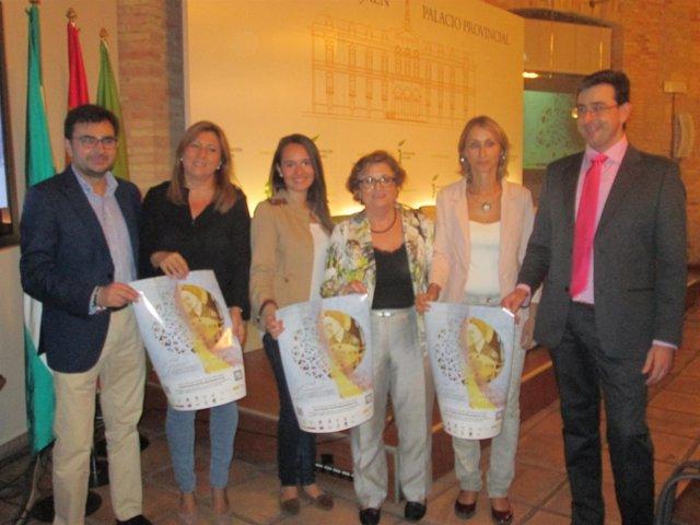 Presentación del XIX Festival de Música Antigua de Úbeda y Baeza