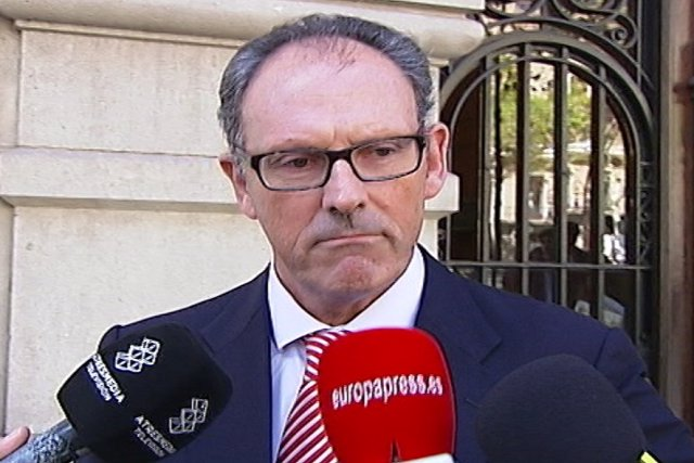 Pascual Vives dice que Urdangarin quiere defenderse