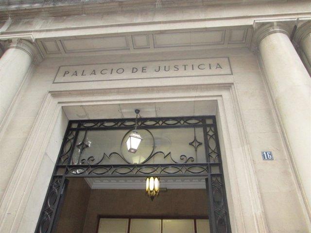 Acceso a la Audiencia Provincial de Jaén