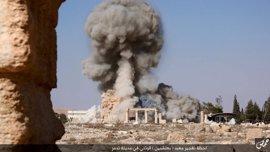 """Rusia dice que la noticia sobre los bombardeos rusos en Palmira es """"absolutamente falsa"""""""