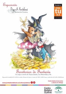 Cal exposición ilustración cuentos fantasía