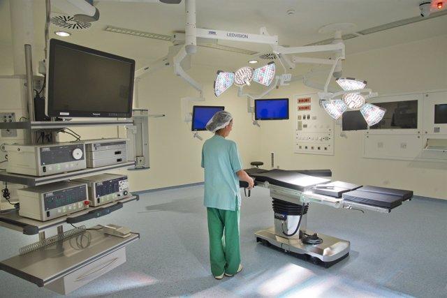 Hospital Universitario Álvaro Cunqueiro de Vigo