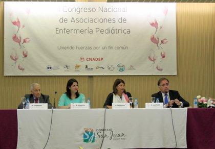 Las asociaciones de Enfermería Pediátrica celebran su I Congreso Nacional