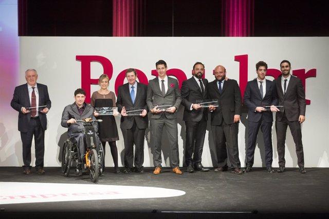 Primera edición de los premios 'Somos Empresa'