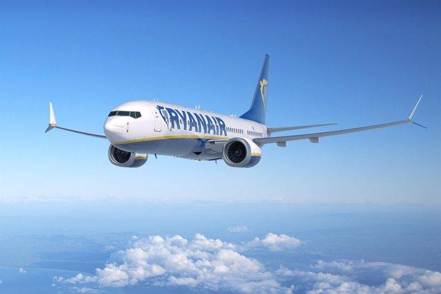 Ryanair 737-MAX 8 ArtworkK66200