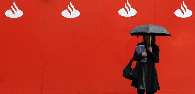 Banco Santander en londres