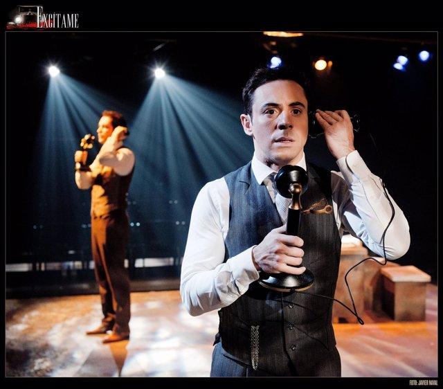 'Excítame' Un Thriller Musical En El Teatre Club Capitol