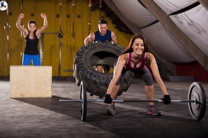 ¿Qué es el entrenamiento de Crossfit?