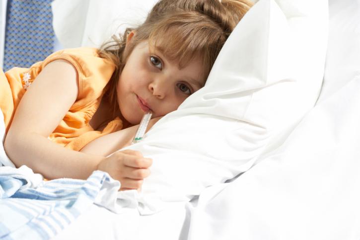 El rotavirus, el enemigo de los niños