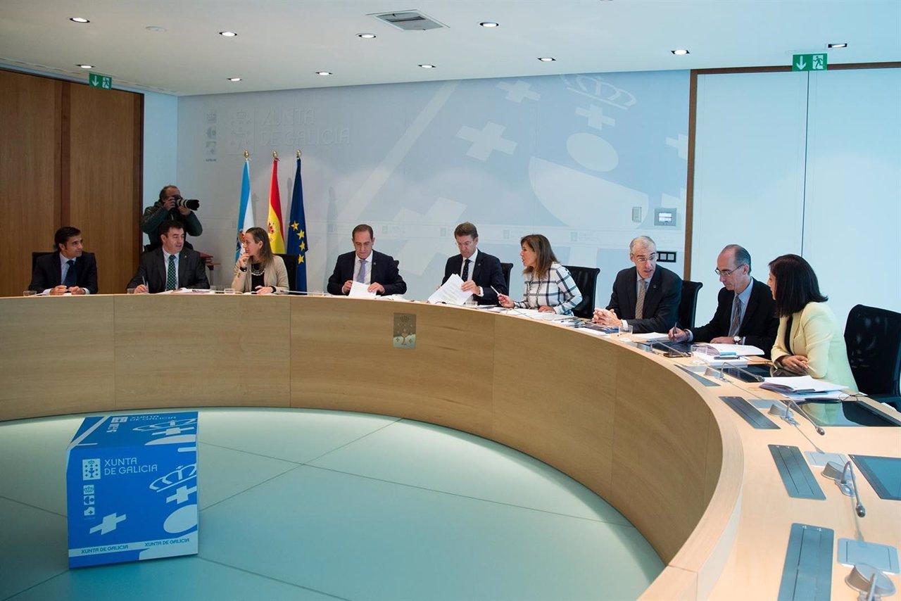 Consello de la Xunta del 8 de octubre de 2015