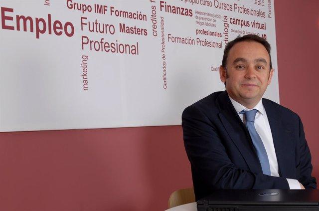 Carlos Martínez, director general IMF