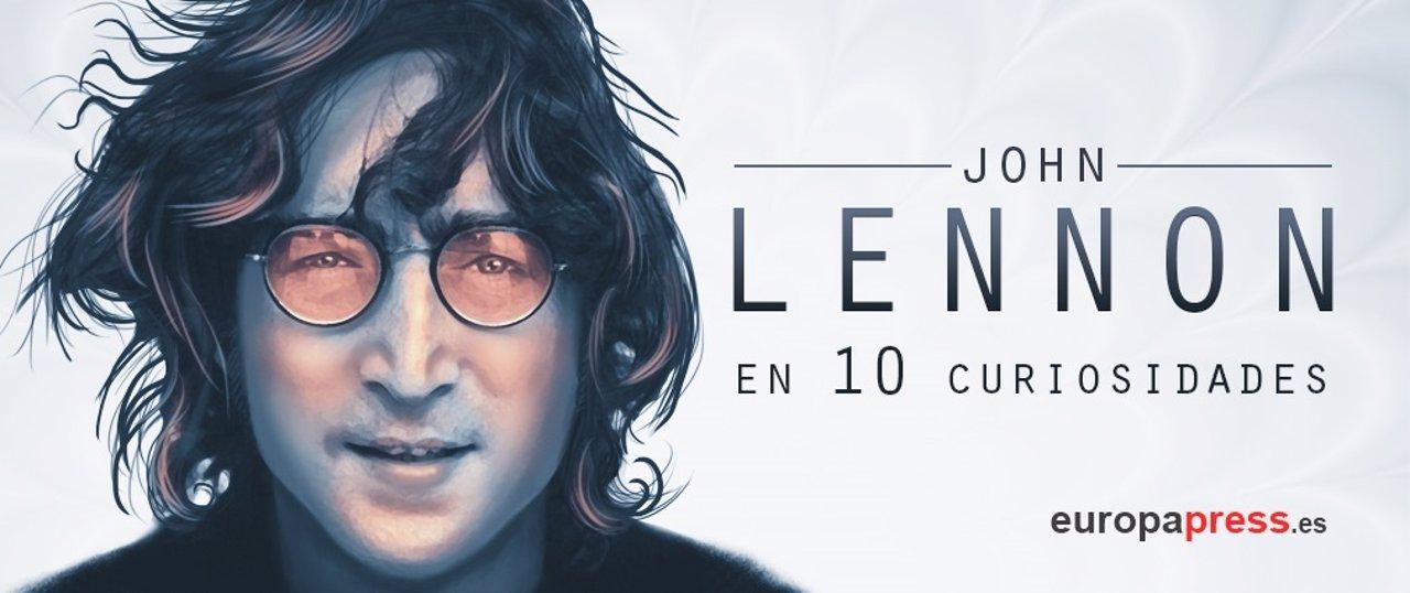 Diez curiosidades que no conocías (o sí) sobre John Lennon, el ...