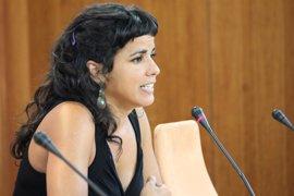 """Podemos ve a Susana Díaz """"corresponsable"""" en el fraude de formación"""