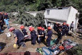 Ascienden a 253 los muertos por el alud en Guatemala