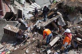 Los trabajos de búsqueda tras el alud de Guatemala podrían llegar a su fin el domingo