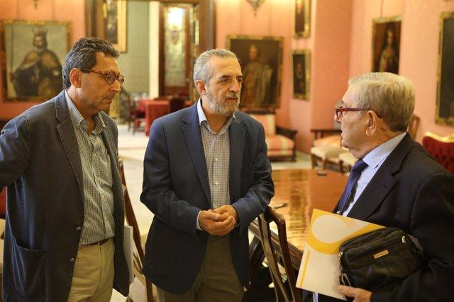 El Ayuntamiento de Sevilla y asociación Anclaje firman acuerdo de colaboración