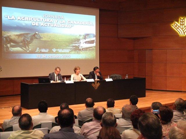 Jornada organizada por Asaja Granada