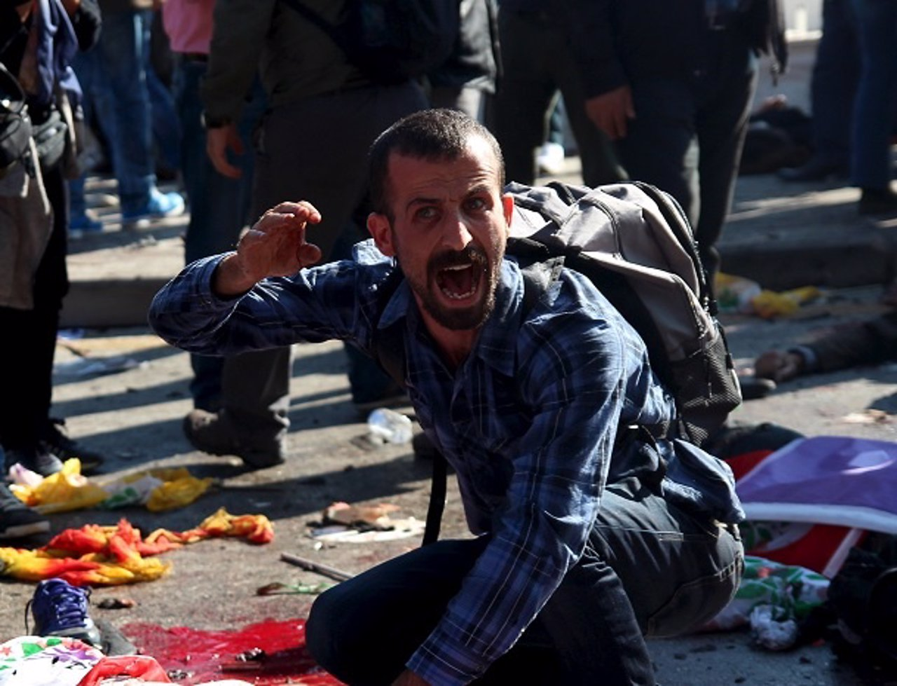 Atentado terrorista en Ankara, Turquía