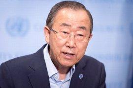 Ban Ki Moon condena el atentado de Ankara y pide justicia