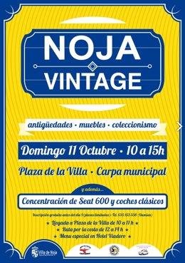 Mercado vintage de Noja