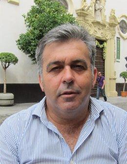 Manuel Cárdenas, coordinador provincial de IU en Cádiz
