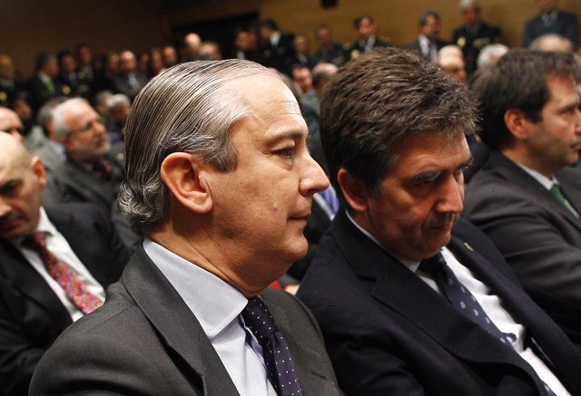 Arsenio Fernández de Mesa e Ignacio Cosidó