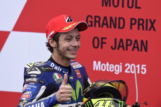 Valentino Rossi Japón